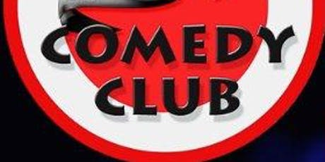 Silver Comedy Club tickets