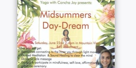 A Midsummers Day-Dream tickets