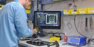 Live Digital Manufacturing Demonstration