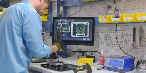 Live Digital Manufacturing Demonstration