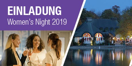 PageGroup Women´ s Night München Tickets