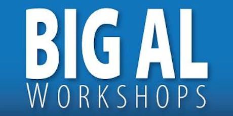 Big Al Workshop in Columbus, OH tickets