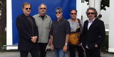 5pm - Nightcaps Blues Band tickets
