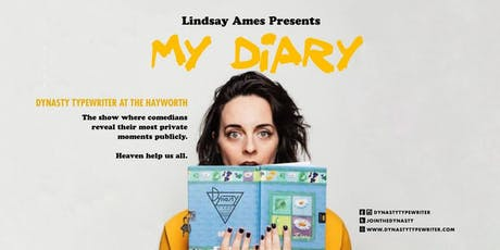 My Diary w/ Rhea Butcher, John Hennigan, + More! tickets