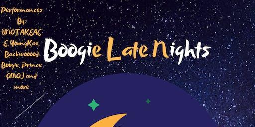Boogie Fright Night
