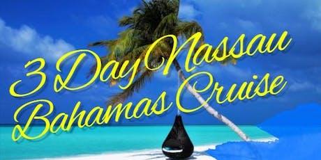 3 Day Bahamas tickets
