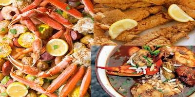 Fish Fry & Crab Boil
