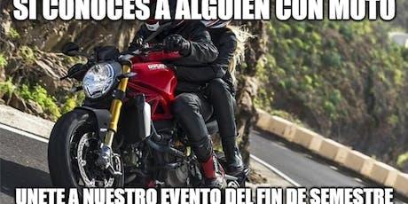 Rodea la UIDE tickets