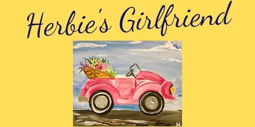 Brews & Brushes- Herbie's Girlfriend