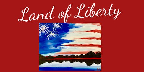 Brews & Brushes-  Land of Liberty tickets