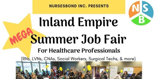 Inland Empire Summer Job Fair