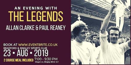 An Evening with Allan Clarke & Paul Reaney
