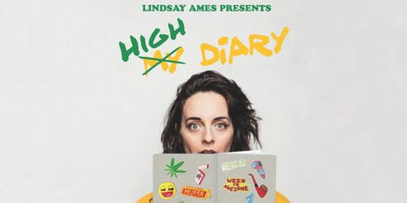 High Diary w/ Jon Bass, Jackie Zebrowski, Sandy Honig, Amir K, + More! tickets