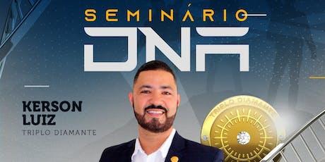 SEMINÁRIO DNA ARACAJU - JUNHO 2019 ingressos