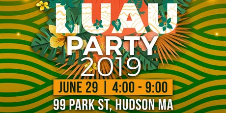 LUAU Party  tickets