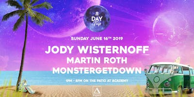 Day Trip feat. Jody Wisternoff with Martin Roth and Monstergetdown