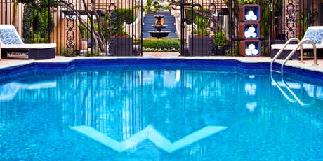 W French Quarter WET Deck Pool Pass WEEKDAYS tickets