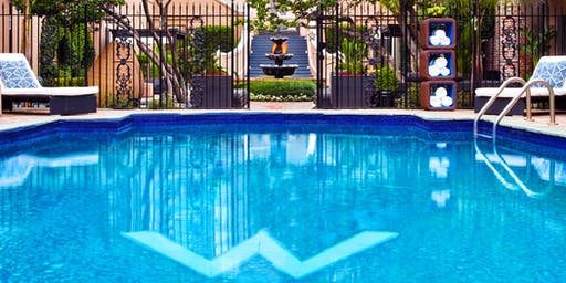 W French Quarter 2019 WET Pool Pass WEEKENDS