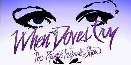 9pm - When Doves Cry - Prince Tribute Show w/ DePope of Funk