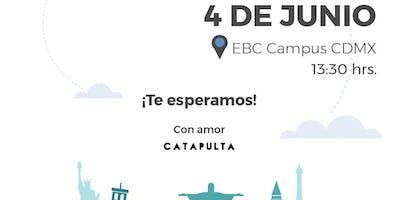 Confirmación de Celebración TREPCAMP2019 - CATAPULTA