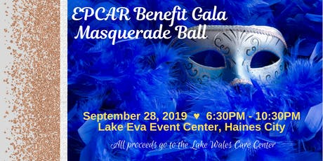 EPCAR Benefit Gala - Masquerade Ball tickets