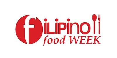 FILIPINO FOOD WEEK: Chef Chai Tasting Dinner