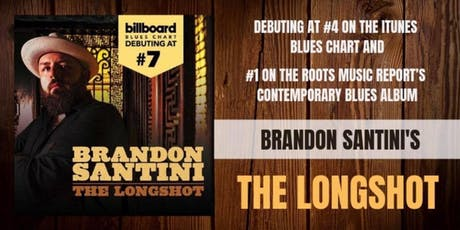 Memphis Tennessee's BRANDON SANTINI Live at The Belleville Club tickets