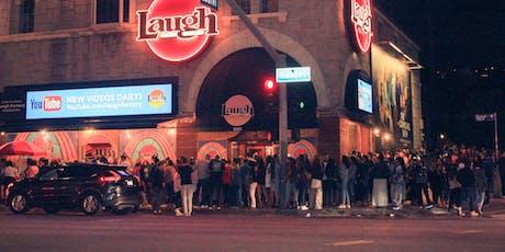 Chocolate Sundaes Comedy Show - Midnight Show! tickets