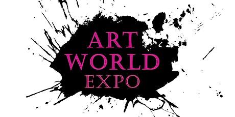 ART WORLD EXPO-10TH ANNIVERSARY tickets