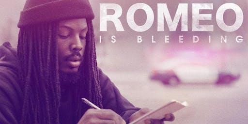 HBI Summer Film Series: Romeo is Bleeding
