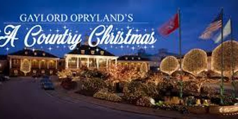 Opryland Christmas.Mature Adults Trip To Nashville Tn Ionosphere Tours