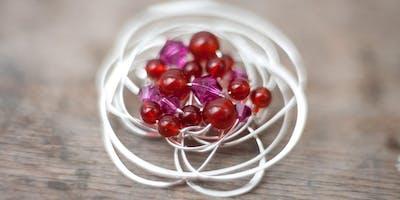 Beginners Wire Jewellery Week 2