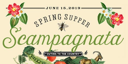 Spring Supper at Bella Luna Farms