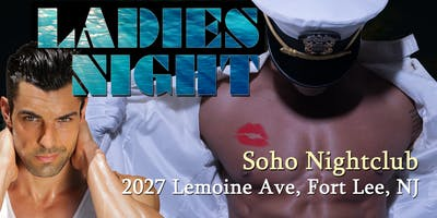Ladies Night Out LIVE - Male Revue Ft. Lee