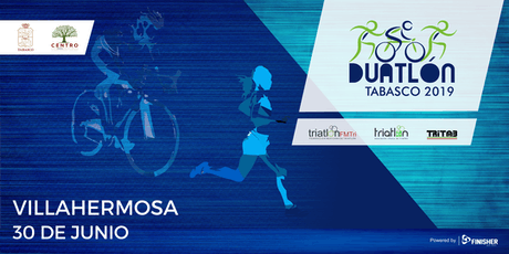 Duatlón Tabasco 2019 tickets