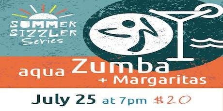 Aqua Zumba and Margaritas tickets