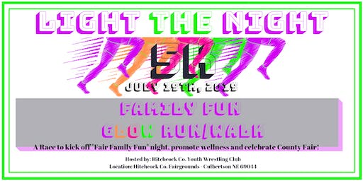 5K Light The Night Glow Run/Walk