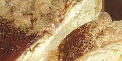 Challah Club Special: Cheesecake Babka!