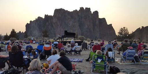 *SOLD OUT* IN A LANDSCAPE: Smith Rock State Park  5:30pm Wed, 9/11