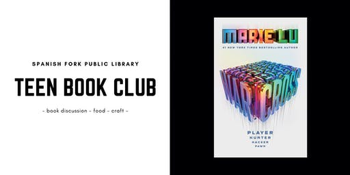 Teen Book Club- Warcross