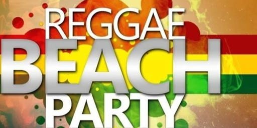 Reggae Beach Party at Woodlawn!