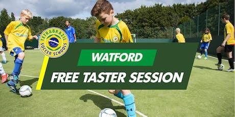 Free TetraBrazil Football Trial With Lloyd Doyley in Watford tickets