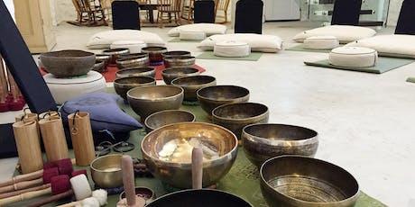 Formation - Découvrez la magie des bols tibétains billets