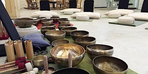 Formation - Découvrez la magie des bols tibétains