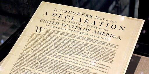 Meet-Up: Public Reading of the Declaration of Independence