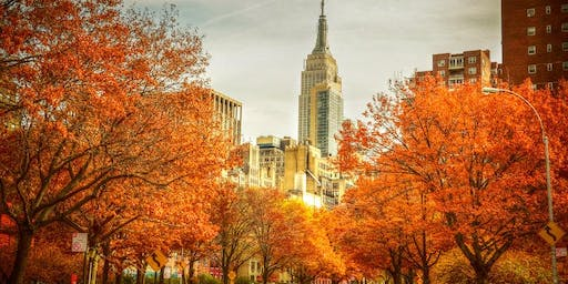 Let's Visit the Big Apple in Fall - September 2019