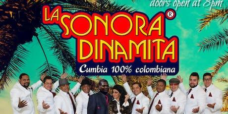 La Sonora Dinamita tickets