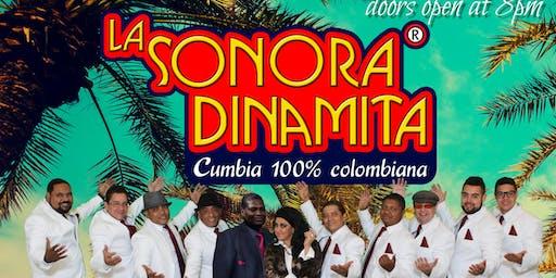 La Sonora Dinamita con Vilma Diaz