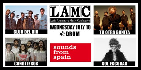 LAMC / Sounds From Spain Showcase 2019 tickets