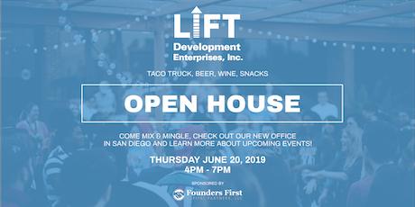LIFT Development Enterprises' Open House ! tickets